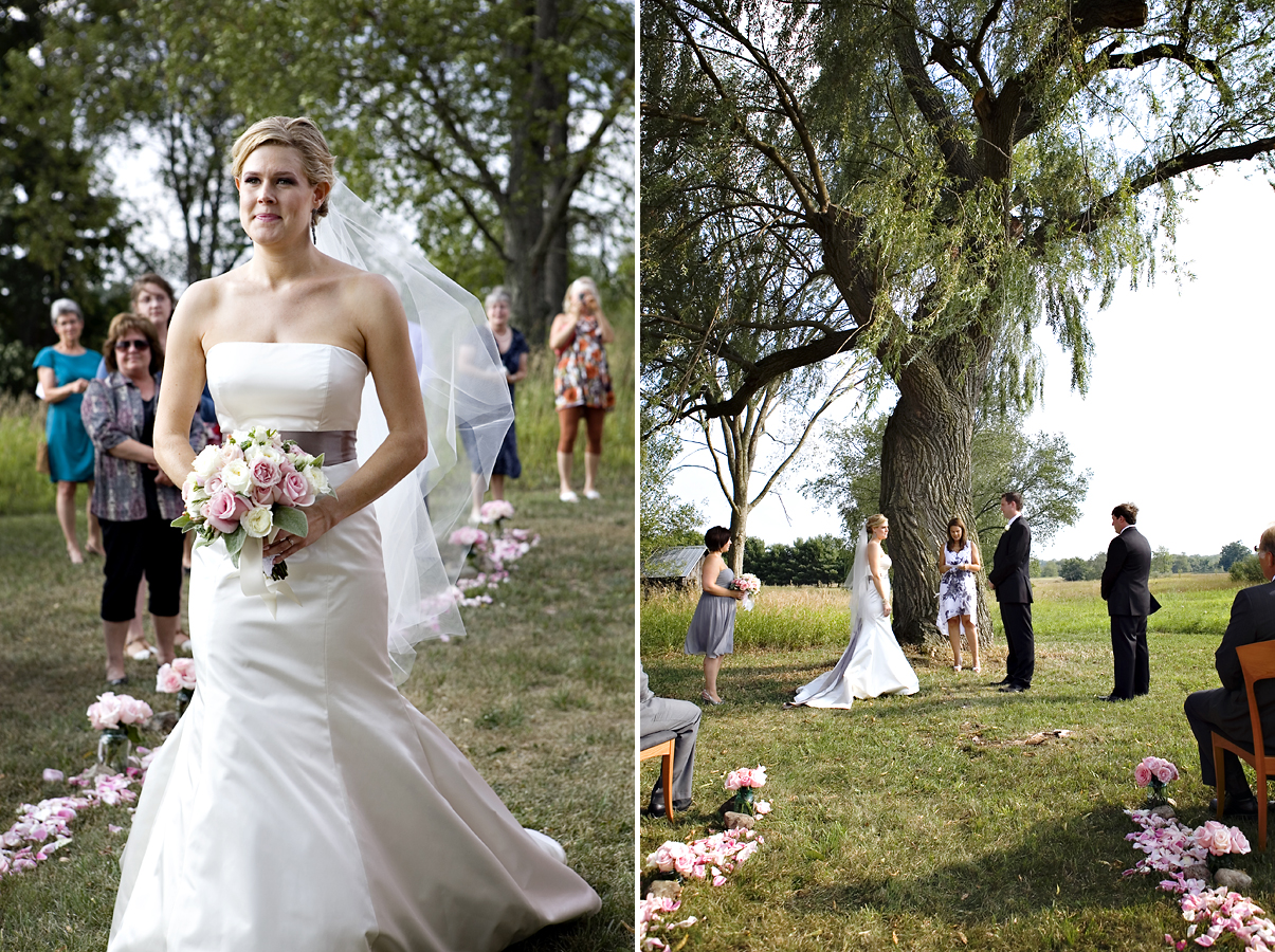 Michigan Wedding | Adrienne Fletcher Photography