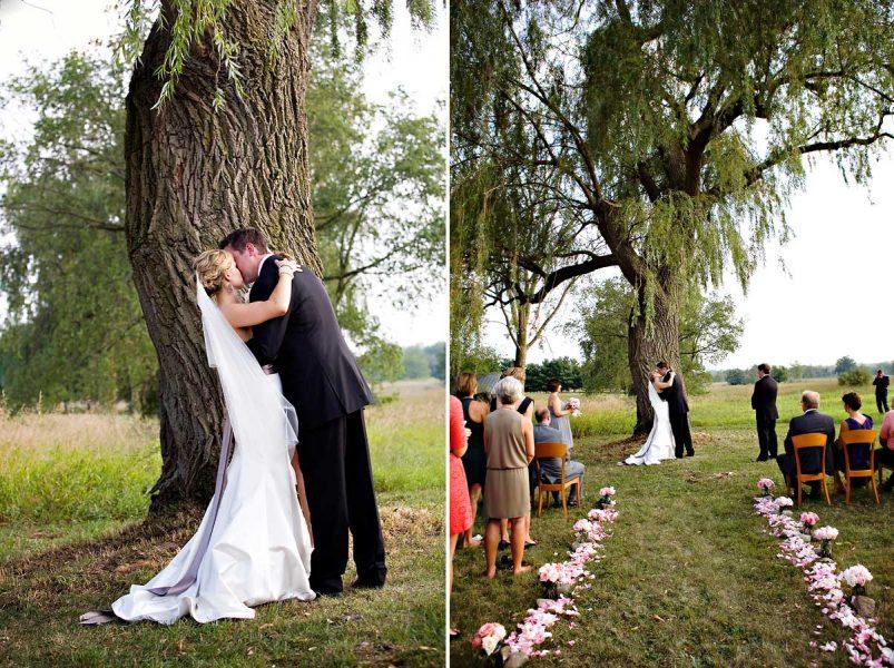 Michigan Wedding | Adrienne Fletcher Photography