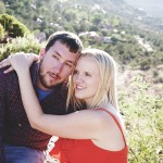 AZ engagement session | Adrienne Fletcher Photography