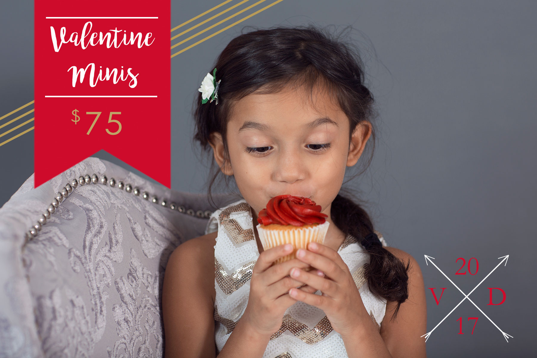 Valentine's Day Mini Session ad
