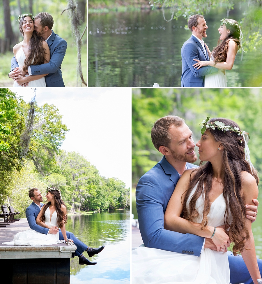 bridal couple portraits