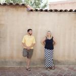 AZ engagement session | Adrienne Fletcher Photography