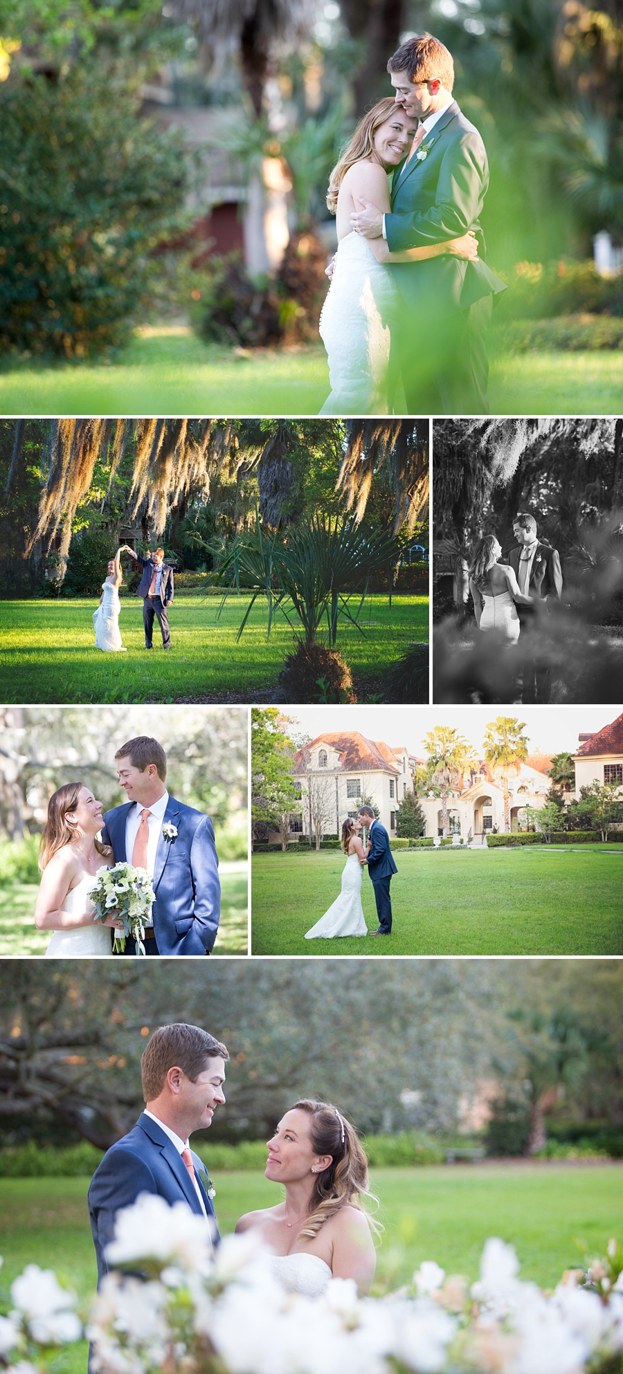 Florida wedding at Thomas Center