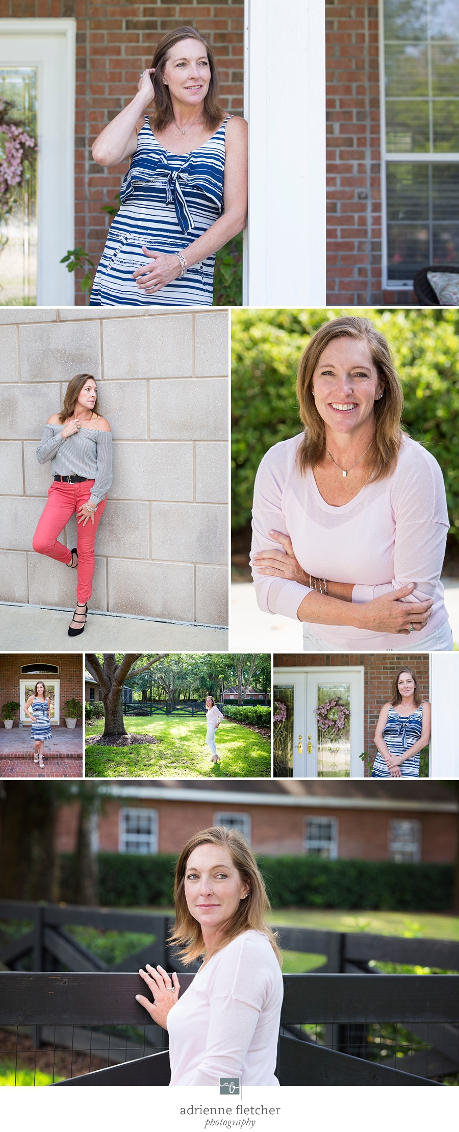 Woman modeling Cabi Collection Spring 2017 in Tioga