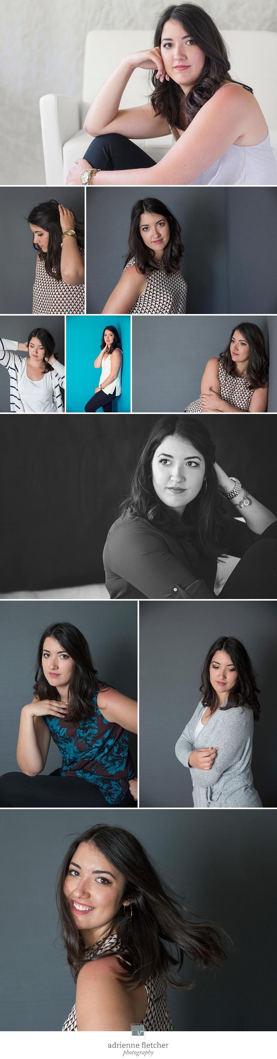 bombshell portraits of a woman
