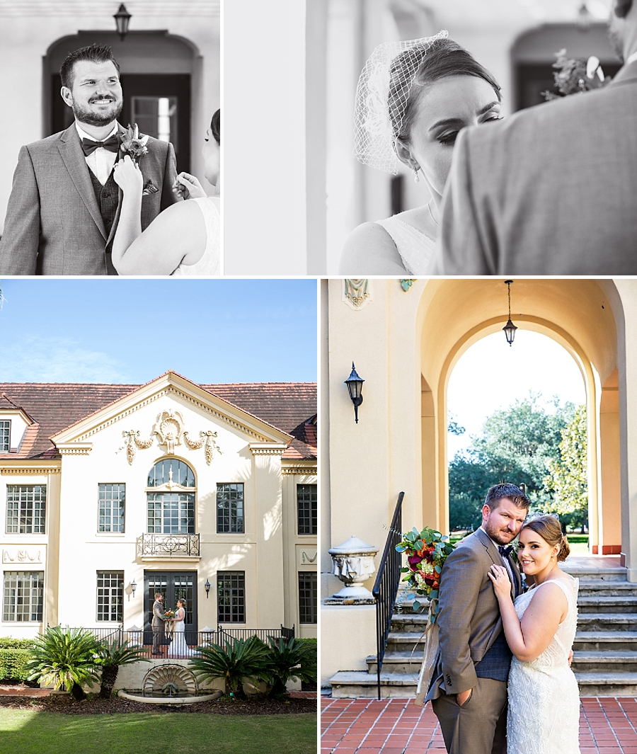 Thomas Center Elopement